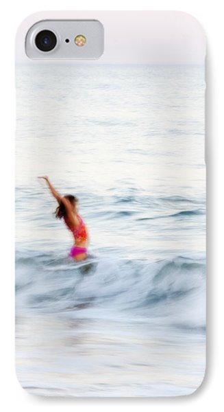 Last Days Of Summer Phone Case by Carol Leigh