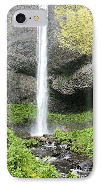 Latourelle Falls 4d IPhone Case by Rich Collins