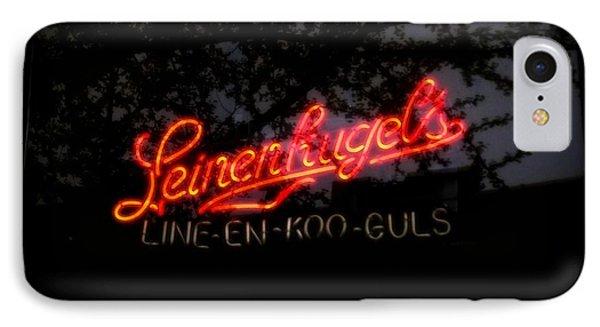 Leinenkugel's IPhone Case by Kelly Awad
