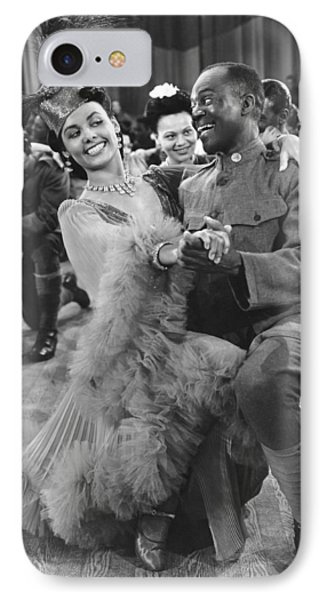 Lena Horne In Stormy Weather IPhone Case