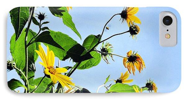 Let It Bee IPhone Case by Joanne Brown
