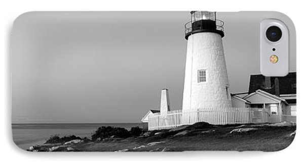 Lighthouse On The Coast, Pemaquid Point IPhone Case
