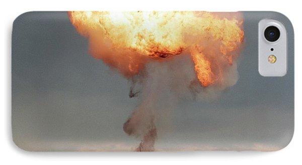 Liquid Petroleum Gas Tank Failure Testing IPhone Case