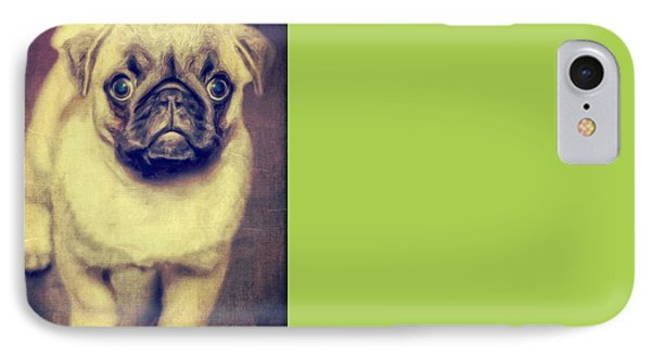 Little Dog Phone Case by Angela Doelling AD DESIGN Photo and PhotoArt