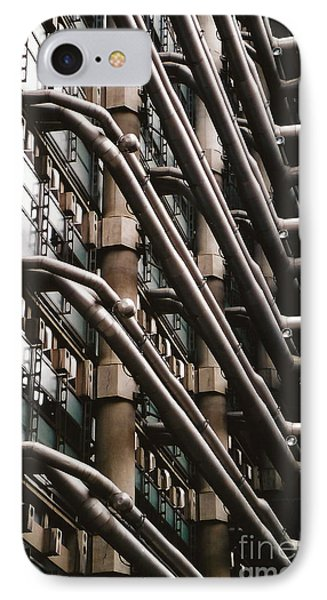 Lloyd's Of London 3 Phone Case by Dennis Knasel