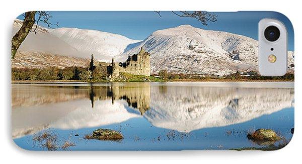 Loch Awe IPhone Case by Grant Glendinning