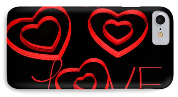 Love Phone Case by Darren Fisher