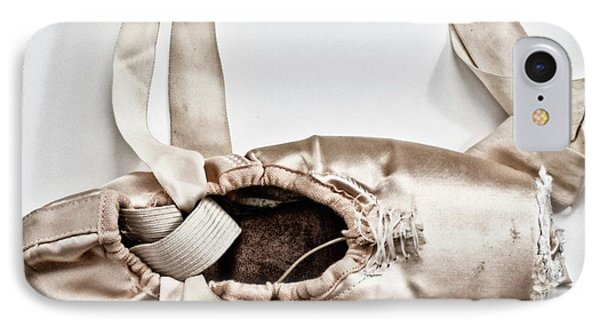 Love Written With Ballet Shoes IPhone Case by 2014 Ap