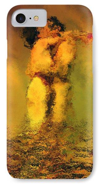 Lovers Phone Case by Kurt Van Wagner