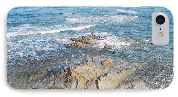 IPhone Case featuring the photograph Low Tide by George Katechis
