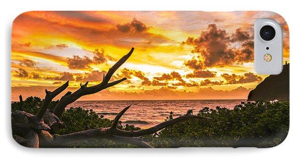 Makapuu Sunrise 4 IPhone Case