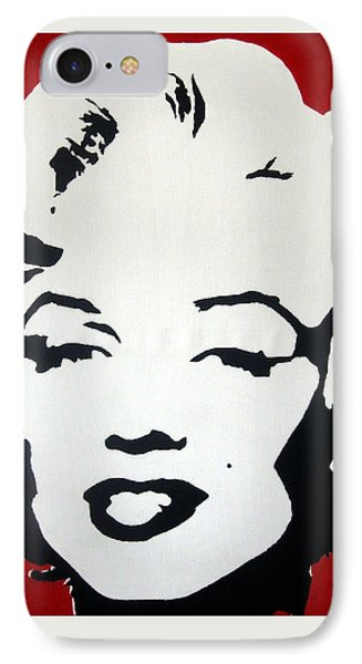 Marilyn Monroe Phone Case by Venus