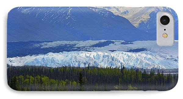 Matanuska Glacier IPhone Case