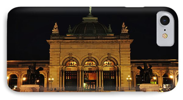Memorial Hall - Philadelphia Phone Case by Bill Cannon