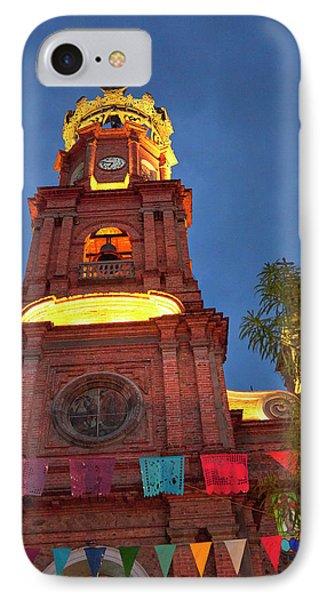 Mexico, Jalisco, Puerto Vallarta IPhone Case by Jaynes Gallery