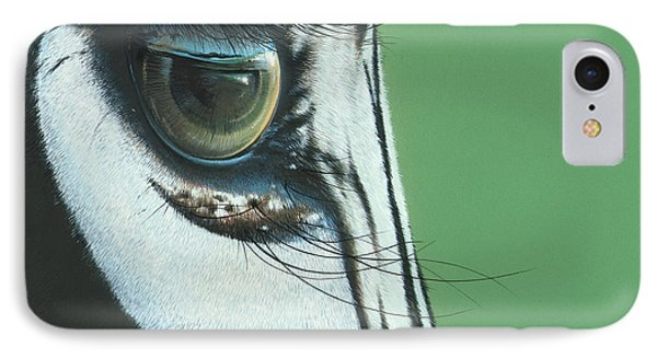 Mirror To The Soul IPhone Case by Mike Brown