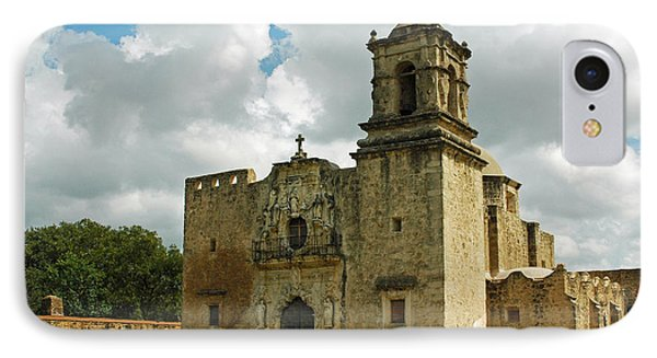 IPhone Case featuring the photograph Mission San Jose by Olivia Hardwicke