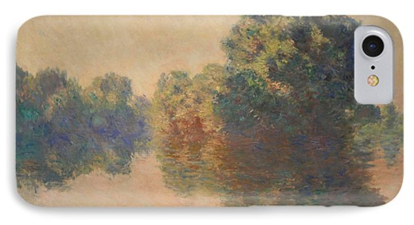 Monet's The Seine At Giverny IPhone Case