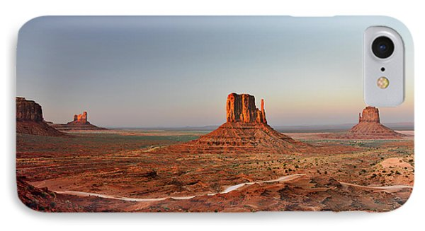 Monument Valley Phone Case by Christine Till