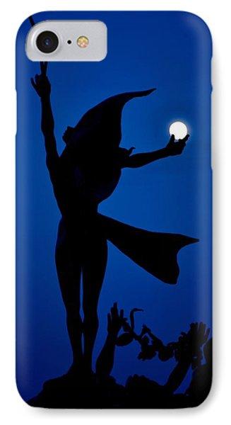 IPhone Case featuring the photograph Mooncatcher by Ricardo J Ruiz de Porras