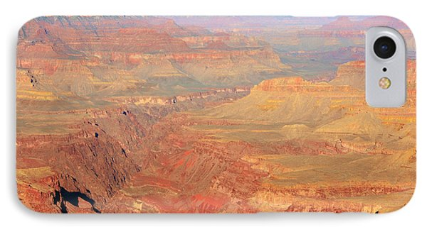 Morning Colors Of The Grand Canyon Inner Gorge IPhone Case by Shawn O'Brien