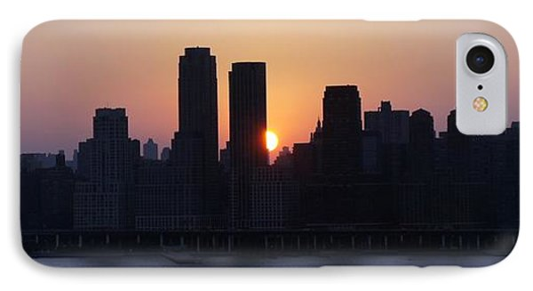 IPhone Case featuring the photograph Morning On The Hudson by Lilliana Mendez