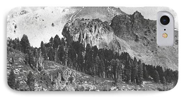 Mount Lassen Volcano Phone Case by Frank Wilson