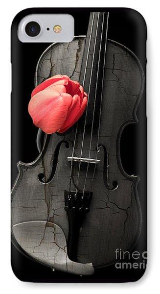 Music Lover IPhone Case by Edward Fielding