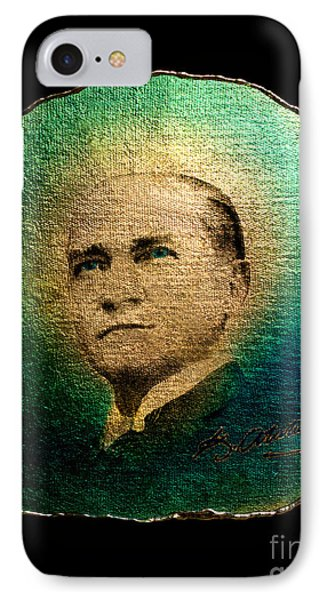 Mustafa Kemal Ataturk IPhone Case