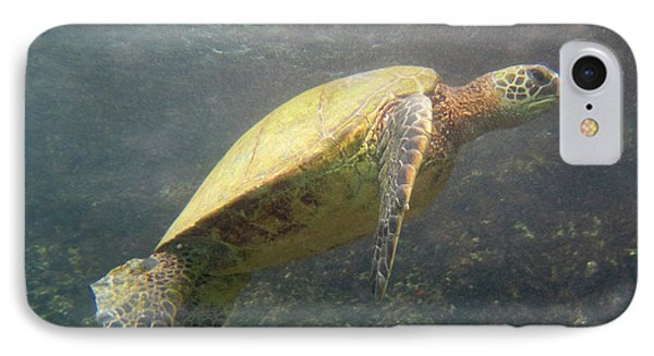 Nani Honu IPhone Case by Suzette Kallen