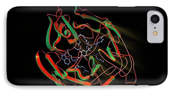 Neuraminidase IPhone Case