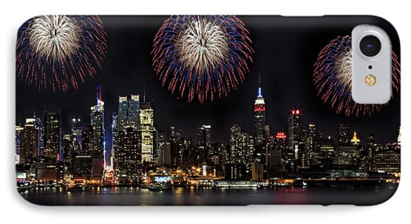 New York City Celebrates The 4th IPhone Case
