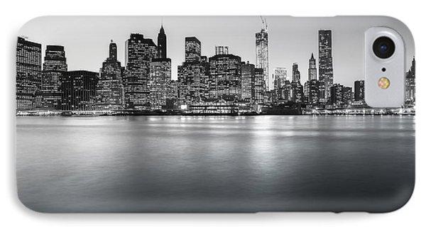 New York City Skyline Phone Case by Vivienne Gucwa