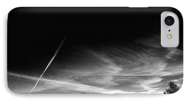 Night Sky IPhone Case by Dariusz Gudowicz