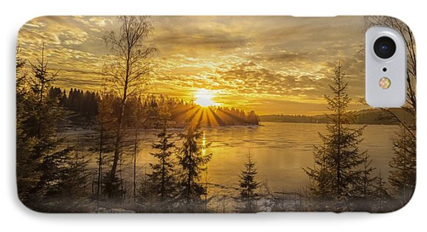 IPhone Case featuring the photograph Norway by Rose-Maries Pictures