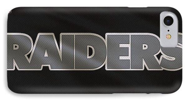 Oakland Raiders Uniform IPhone Case