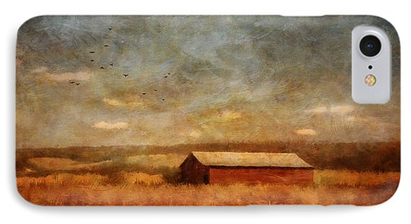 October Afternoon IPhone Case by Lois Bryan
