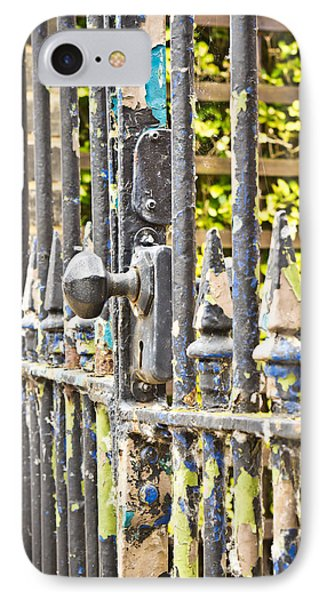 Old Gate Phone Case by Tom Gowanlock