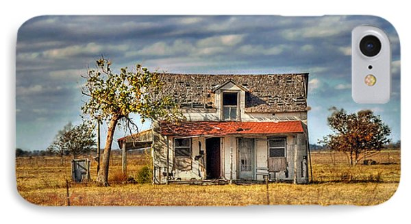 IPhone Case featuring the photograph Old Home by Savannah Gibbs