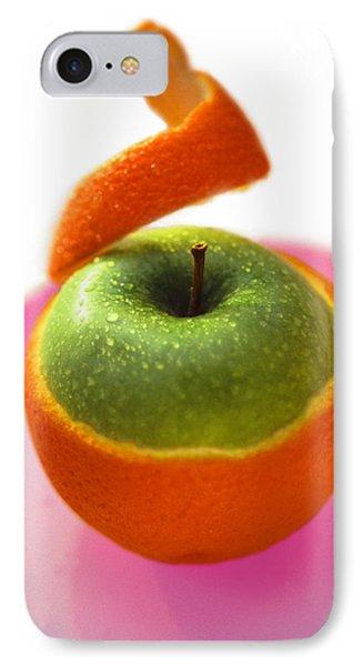 Oranple IPhone Case by Richard Piper
