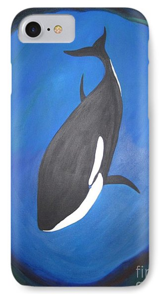 Orca IPhone Case