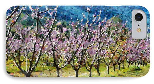 Orchard View IPhone Case
