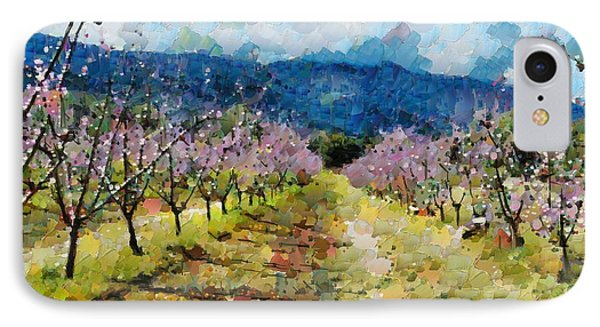 Orchard Views IPhone Case