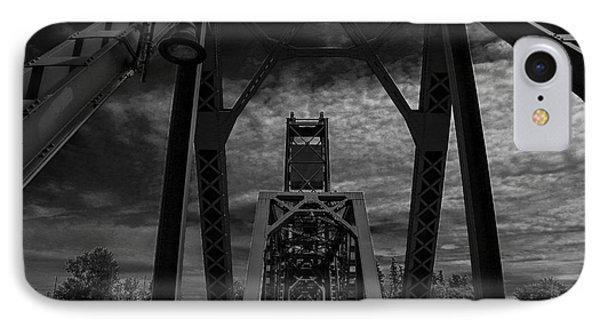Oregon Bridges IPhone Case