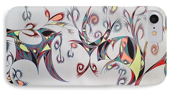 Orpheus IPhone Case by Robert Nickologianis