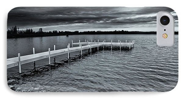 IPhone Case featuring the photograph Overcast by Greg Jackson