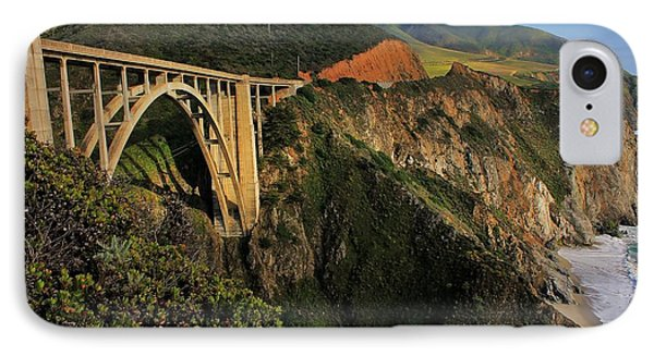 Pacific Coast Highway Phone Case by Benjamin Yeager
