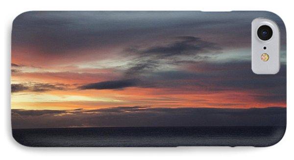 Pacific Sunrise IPhone Case