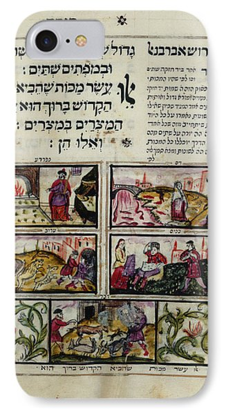 Passover Haggadah IPhone Case