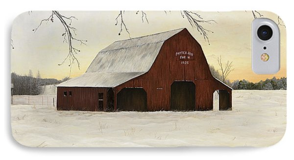 Patterson Barn Phone Case by Mary Ann King